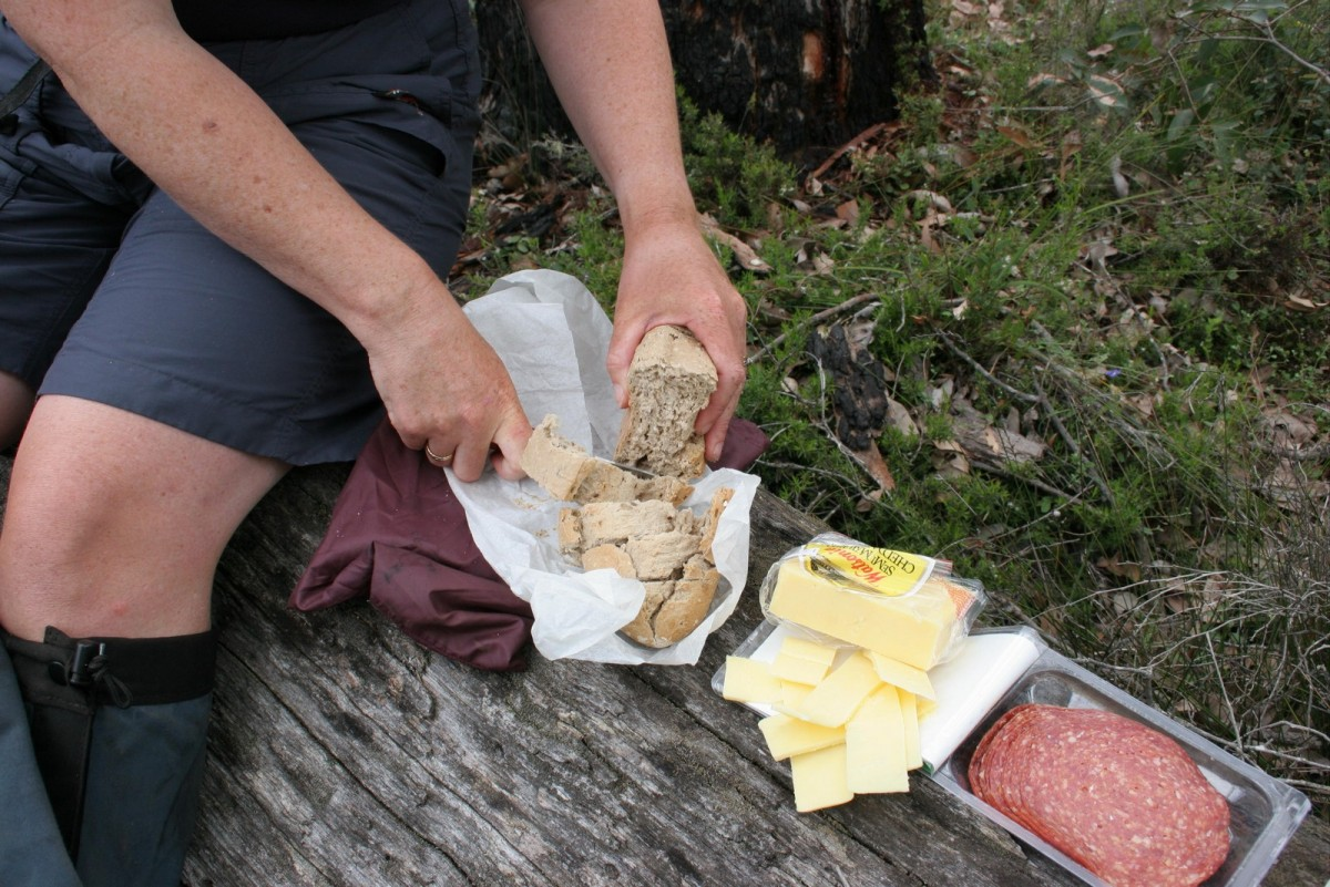 Food For Hiking And Bushwalking